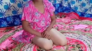 Sweet Indian village girl XXX sex video