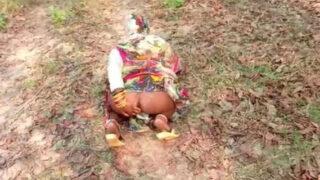 Bhojpuri village Bhabhi fucking outdoors sex video