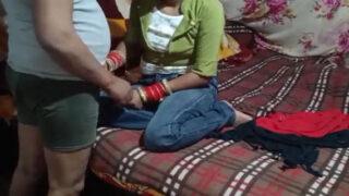 Desi village wife sex with her Devar