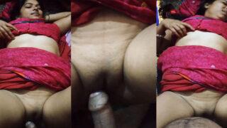 Dehati Bihari Bhabhi painful pussy fucking porn MMS