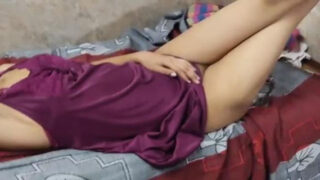 Indian village wife crying anal sex