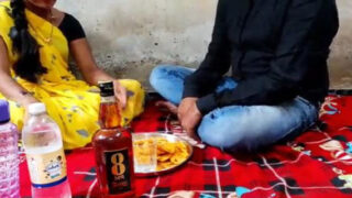 Drunk village Bhabhi sex with Devar at home