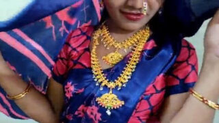Horny village Bhabhi hardcore sex with hubby's friend