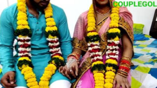 Newly married Indian village girl porn video