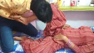 Sleping village Bhabhi sex with Devar