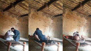 Pakistani village granny fucked by young guy