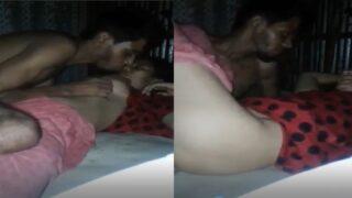 Bangla village couple sex at night