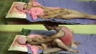 Indian village couple hidden cam sex video