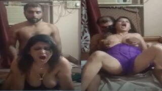 Village guy sex with friends mom