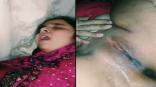 Desi village Bhabhi painful sex with hubby