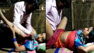 Indian village Randi chudai MMS video