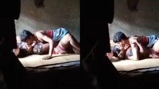 Village Devar Bhabhi caught fucking